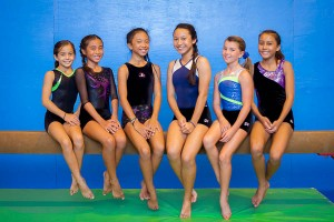 competitive gymnastics kauai